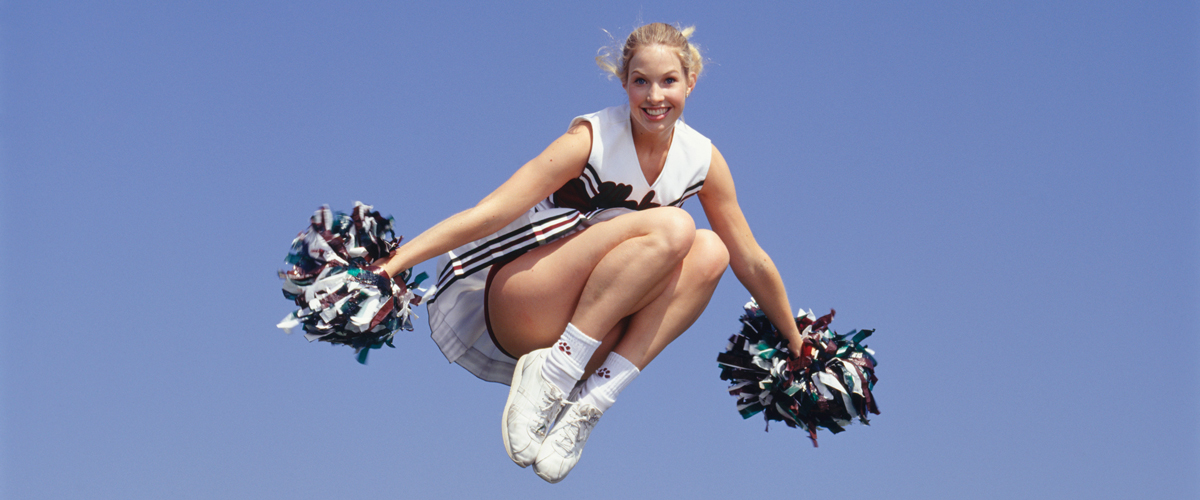 stageCHEERLEADING